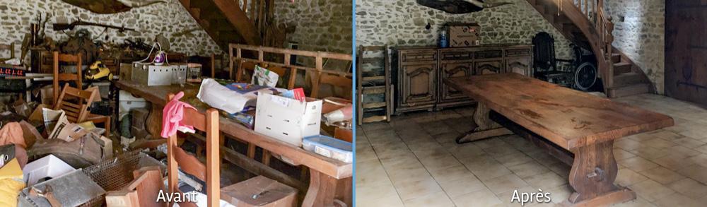 Désinfection et nettoyage maison insalubre
